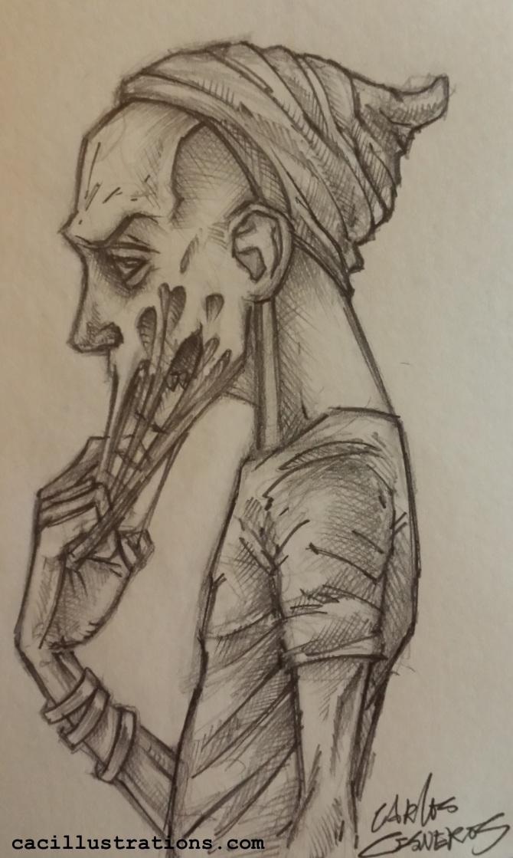 Moleskine Sketching