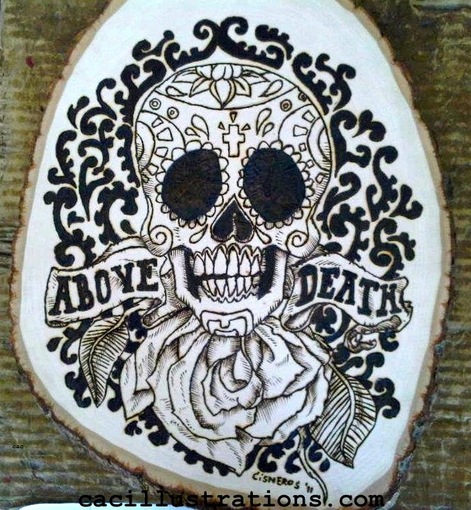 Pyrography Project